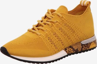 Edel Fashion Sneaker in honig, Produktansicht
