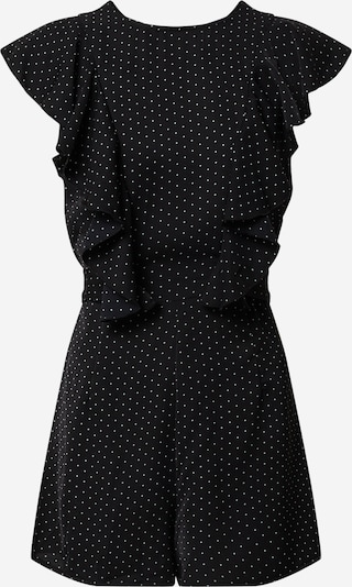 Salopeta AX Paris pe negru, Vizualizare produs