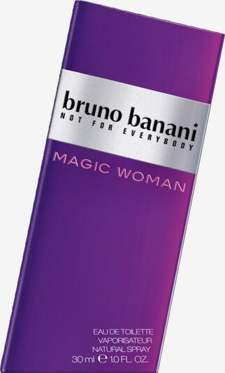 BRUNO BANANI 'Magic Woman', Eau de Toilette in dunkellila, Produktansicht
