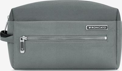 Roncato Cosmetic Bag in Grey / Smoke grey, Item view