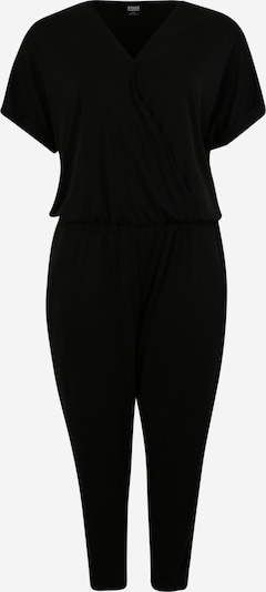 Urban Classics Curvy Jumpsuit 'Ladies Modal Jumpsuit' in Black, Item view
