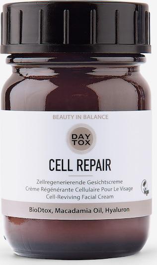 DAYTOX Gesichtscreme 'Cell Repair' in transparent, Produktansicht
