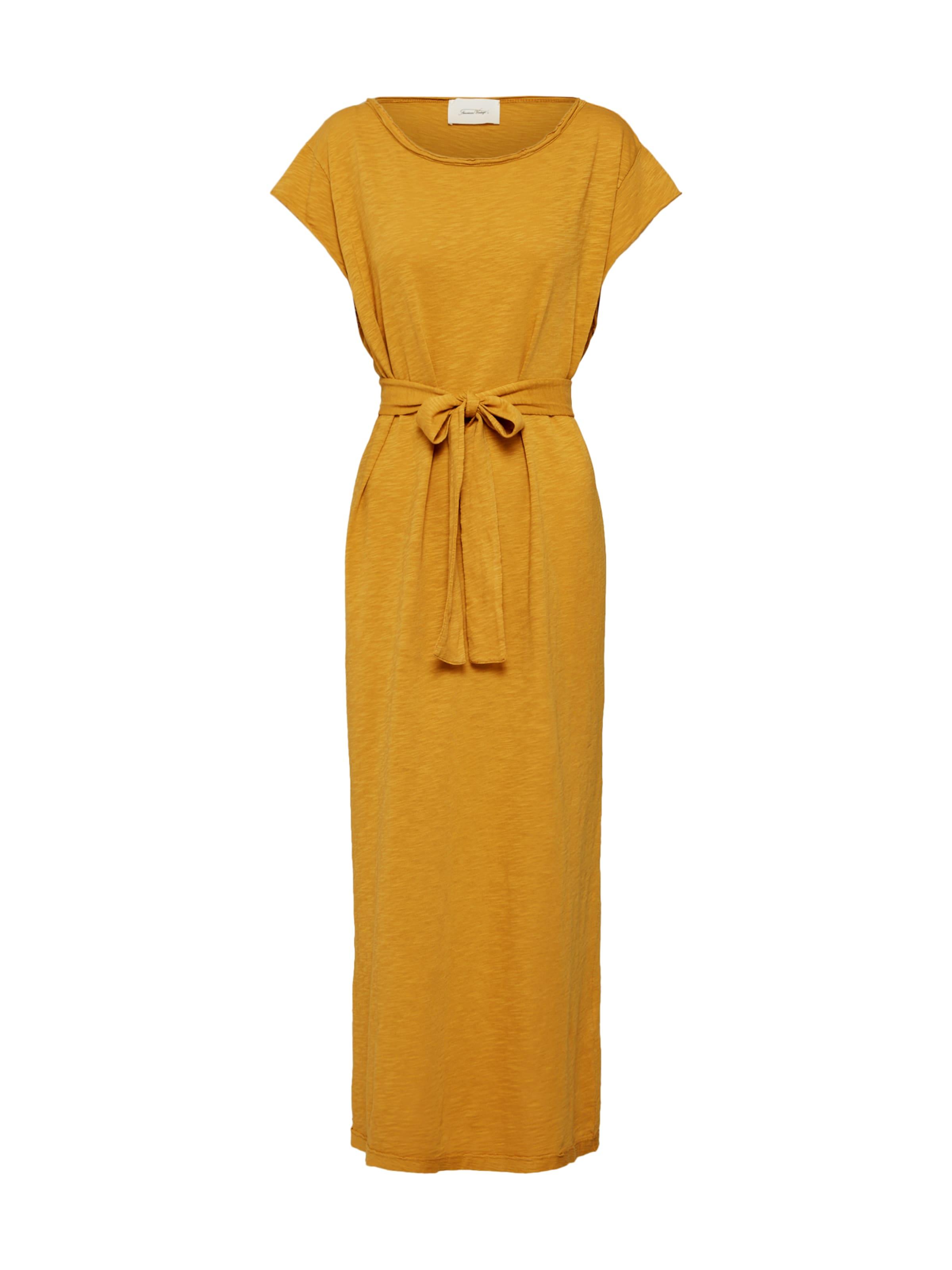 En Vintage Robe D'or American 'bysapick' Jaune OPiukXTZ