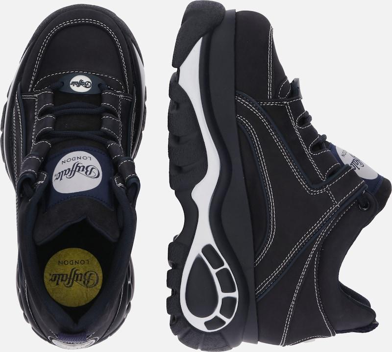 London In Marine Sneakers Buffalo Laag 6gyYb7f