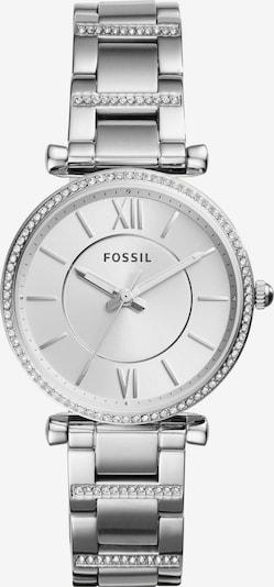 FOSSIL Quarzuhr 'Carlie' in silber, Produktansicht