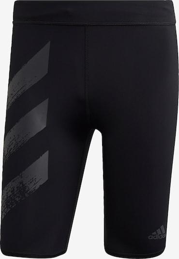 ADIDAS PERFORMANCE Sportske hlače u siva / crna, Pregled proizvoda