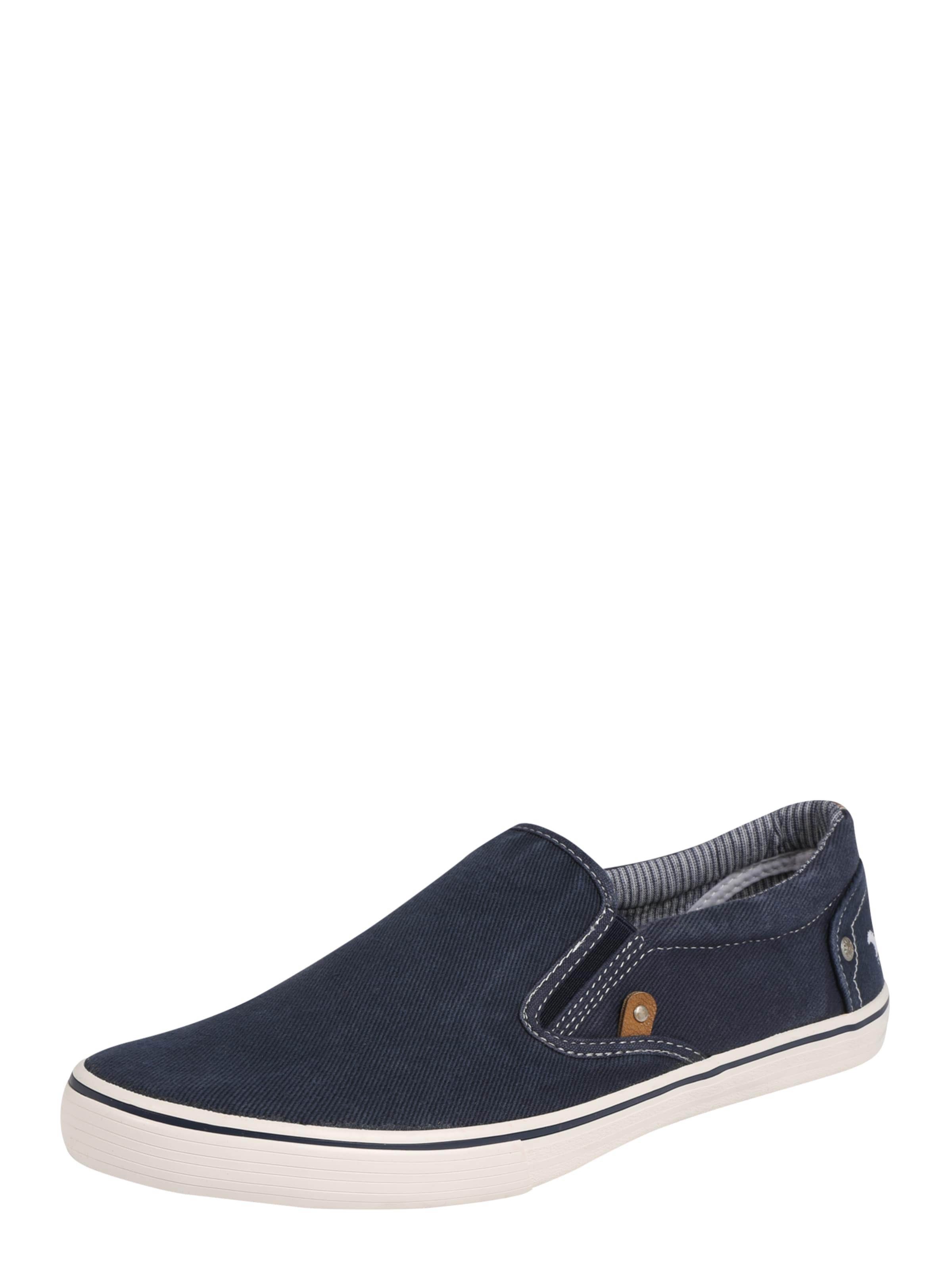MUSTANG Bequeme Slip-On Sneaker Verschleißfeste billige Schuhe