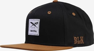 Cappello da baseball 'Daily Contra' Iriedaily di colore nero, Visualizzazione prodotti