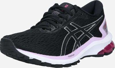 ASICS Chaussure de course en rose / blanc, Vue avec produit