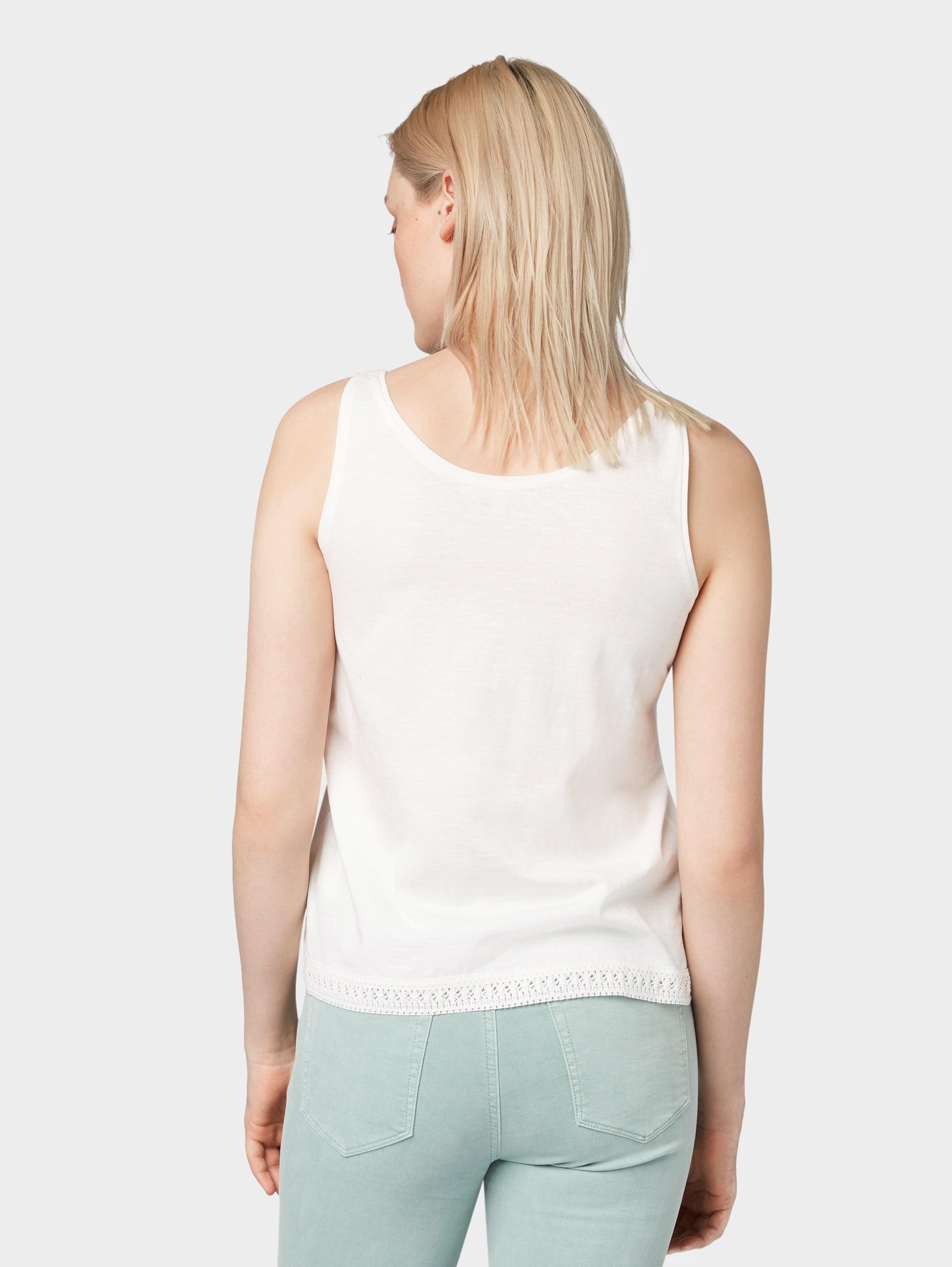 En Tom Denim Haut Blanc Tailor Ybfyv76g