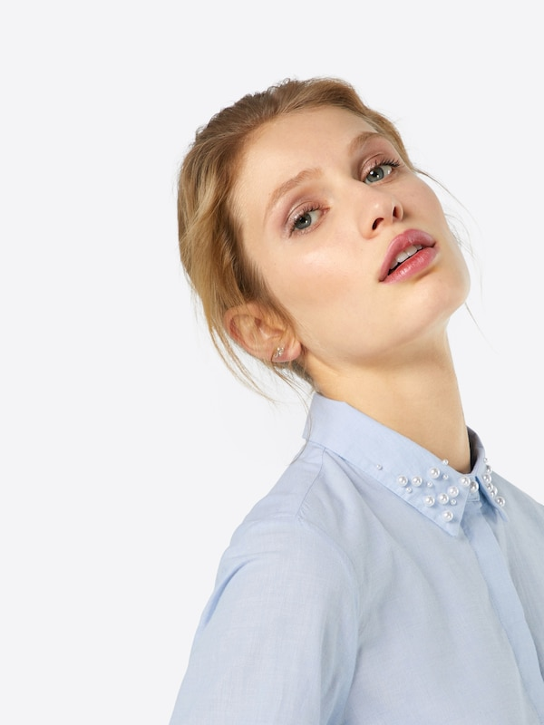 Tom Tailor Bluse Chambray