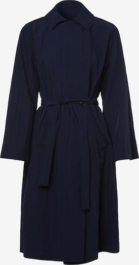 Ipuri Mantel in dunkelblau, Produktansicht