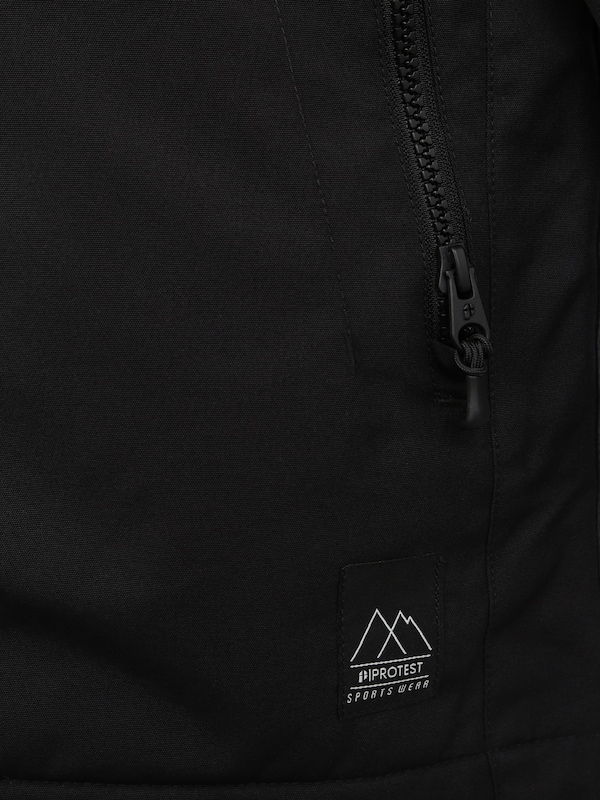 PROTEST Jacke 'ARRAM' in schwarz | ABOUT YOU