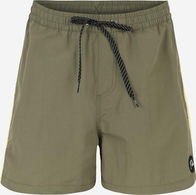 QUIKSILVER Plavecké šortky 'BPLEASEVLY16 M JAMV BSM0' - zelená / oranžová, Produkt