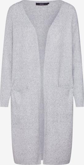 VERO MODA Knit cardigan 'VMDOFFY' in grey, Item view