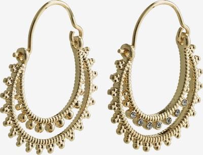 Pilgrim Boucles d'oreilles ' Signe' en or, Vue avec produit