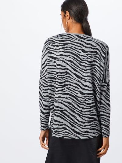 Soyaconcept Koszulka w kolorze szary / czarnym: Widok od tyłu