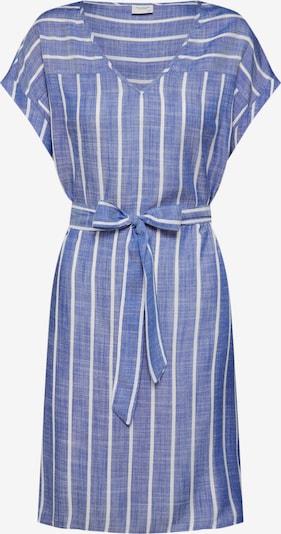 JACQUELINE de YONG Jurk 'JANINE' in de kleur Blauw / Wit, Productweergave