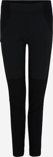 Pantaloni outdoor 'Fløyen' Bergans pe negru, Vizualizare produs
