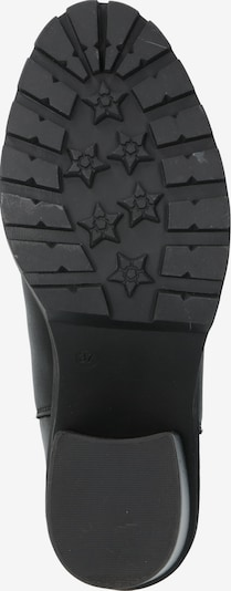 Chelsea batai iš BULLBOXER , spalva - juoda: Vaizdas iš apačios