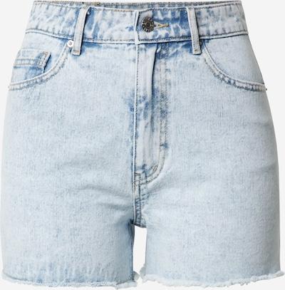 EDITED Jeans 'Jacey' in de kleur Lichtblauw, Productweergave
