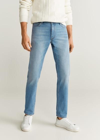 MANGO MAN Jeans 'Jan6' in hellblau, Modelansicht
