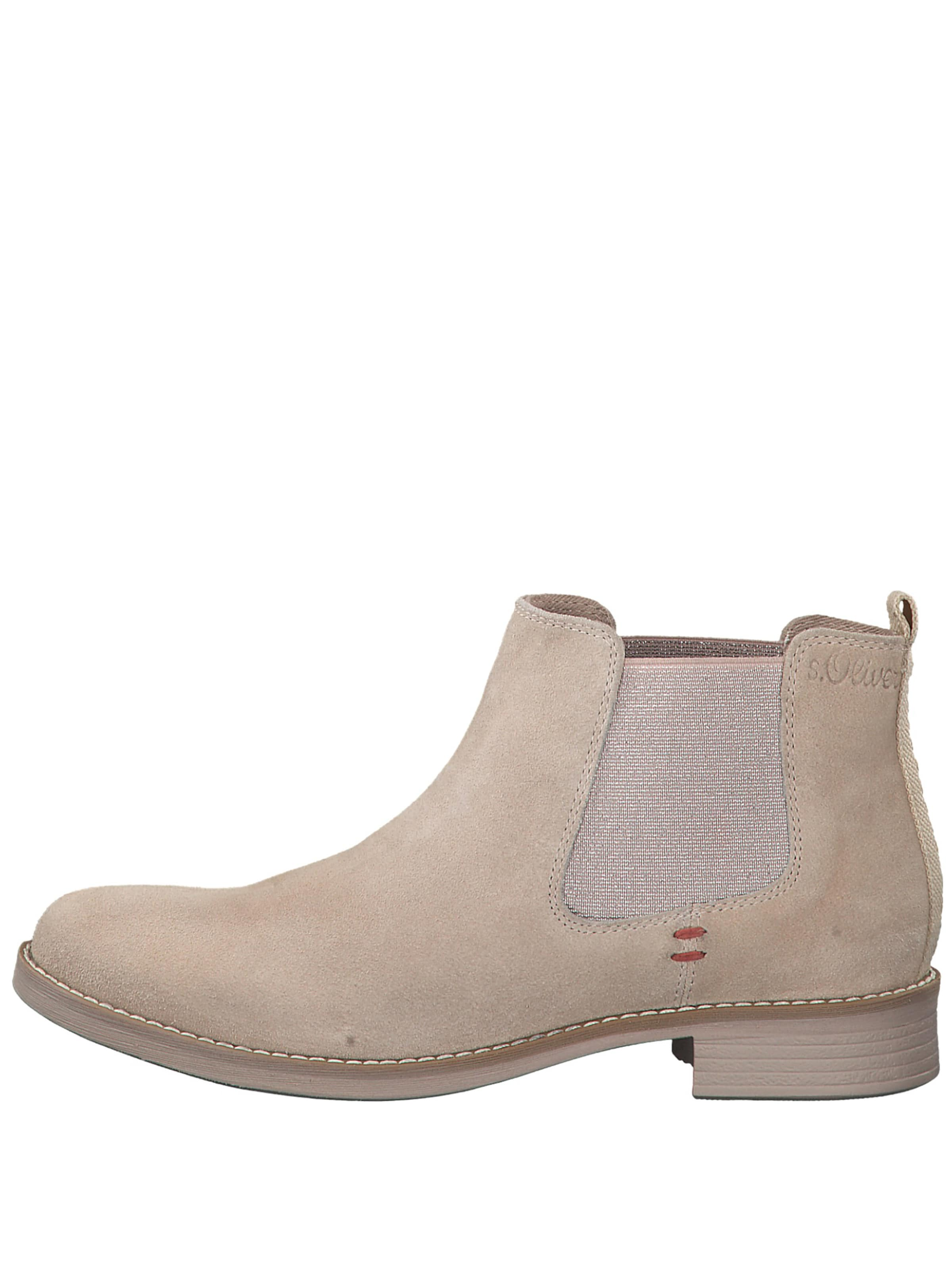 Stiefelette Label oliver S Red Rosa In AR53Lj4