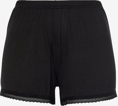 fekete LASCANA Pizsama nadrágok, Termék nézet