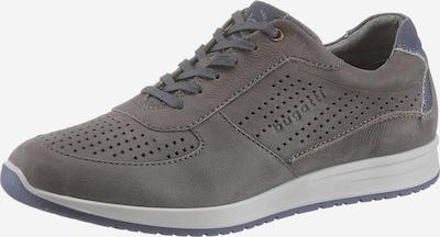 bugatti Sneaker in grau: Frontalansicht