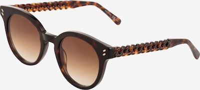 Stella McCartney Zonnebril in de kleur Donkerbruin, Productweergave