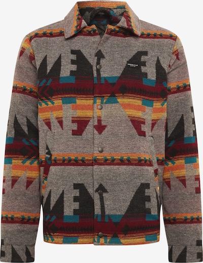 Iriedaily Tussenjas 'Santania Jacket' in de kleur Grijs gemêleerd / Gemengde kleuren, Productweergave