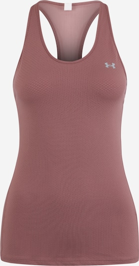UNDER ARMOUR Sporttop 'UA HG Armour' in beere, Produktansicht