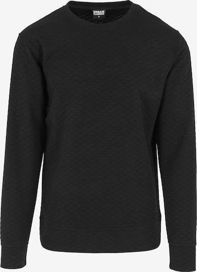 Urban Classics Pullover in schwarz: Frontalansicht