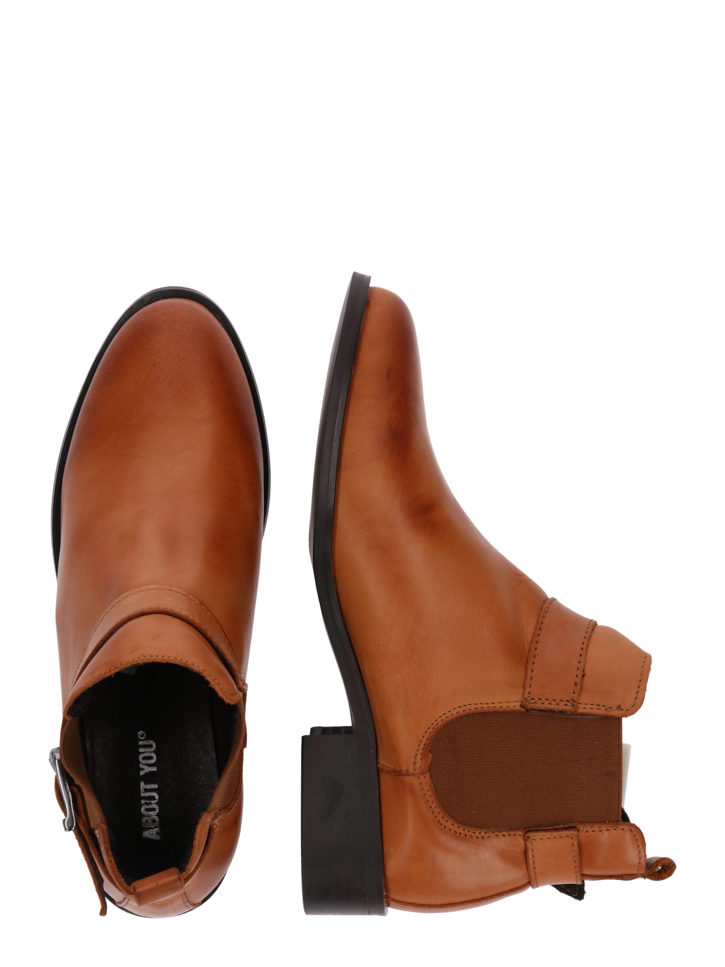 You Chelsea En About Boots Cognac 'pia' c54AjRqL3