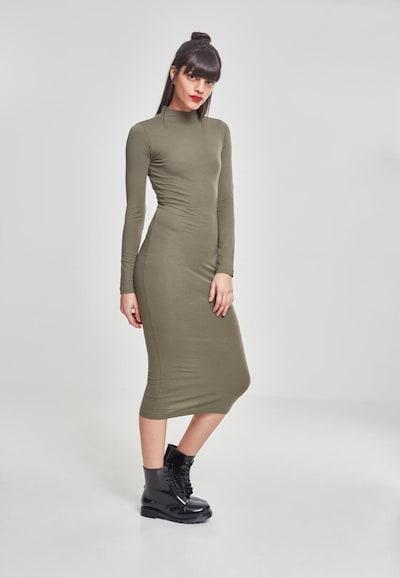 Urban Classics Kleid in khaki, Modelansicht