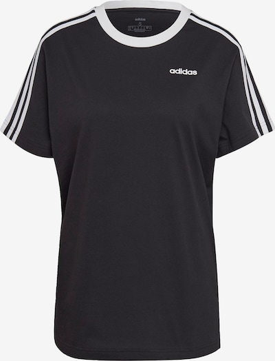 Sportiniai marškinėliai iš ADIDAS PERFORMANCE , spalva - juoda / balta, Prekių apžvalga