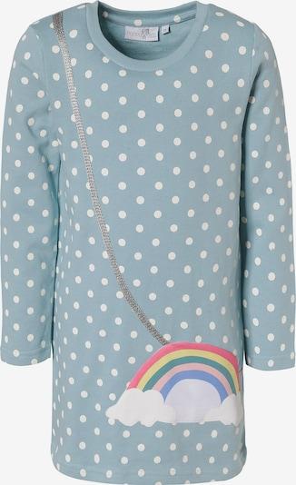 happy girls Sweatkleid in opal / mischfarben, Produktansicht