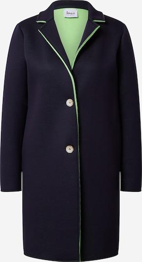 Liebesglück Mantel in nachtblau, Produktansicht