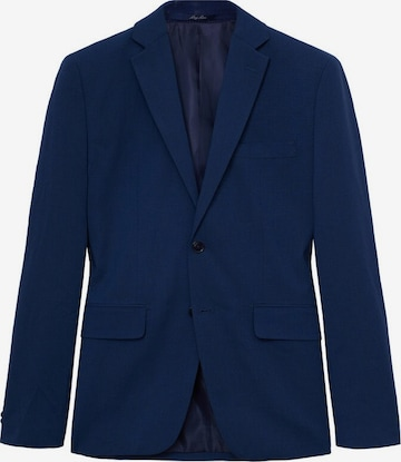 MANGO MAN Sakko 'Brasilia' in Blau