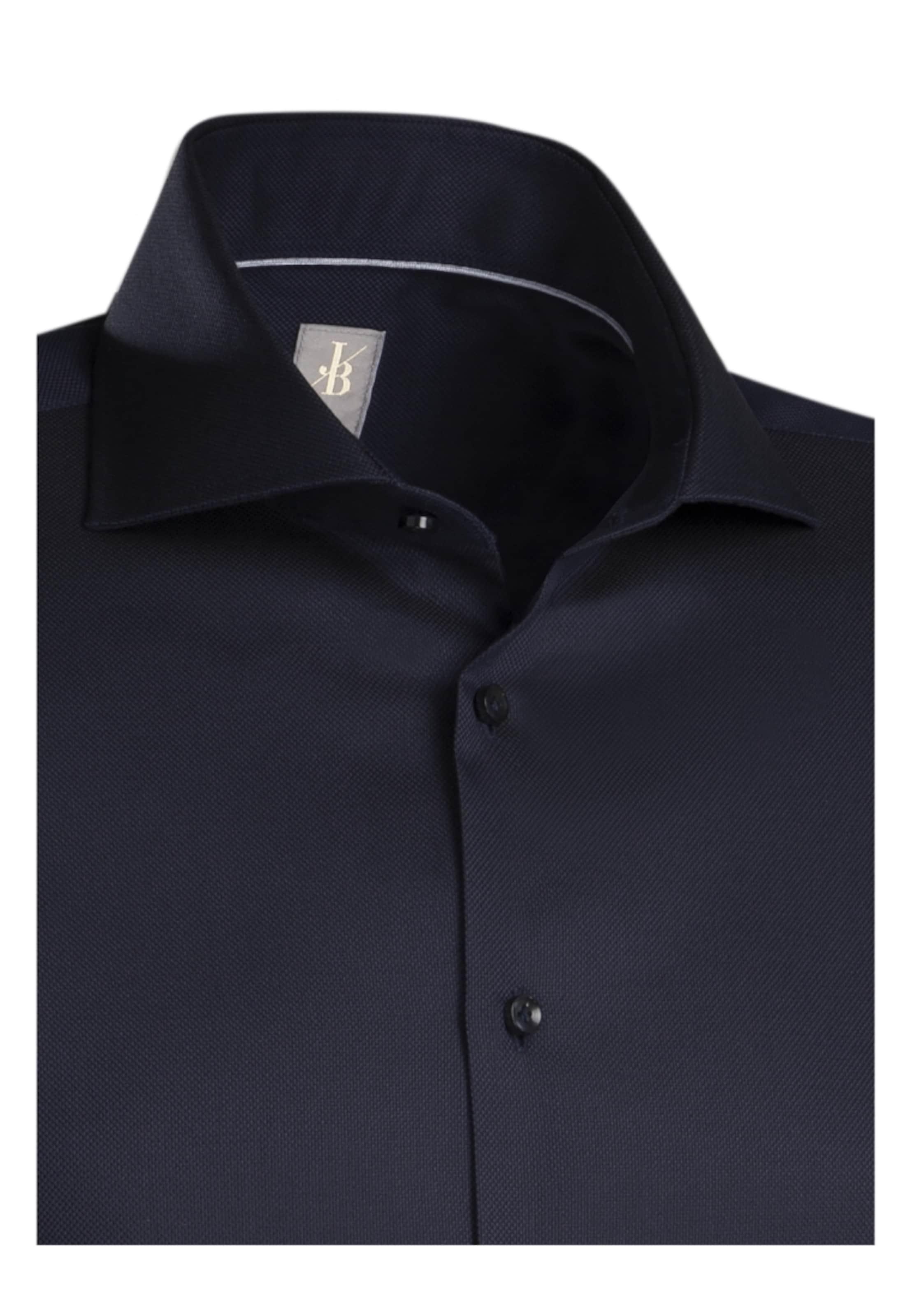Outlet Angebote Erstaunlicher Preis Günstiger Preis Jacques Britt City-Hemd ' Slim Fit ' OKQ6244