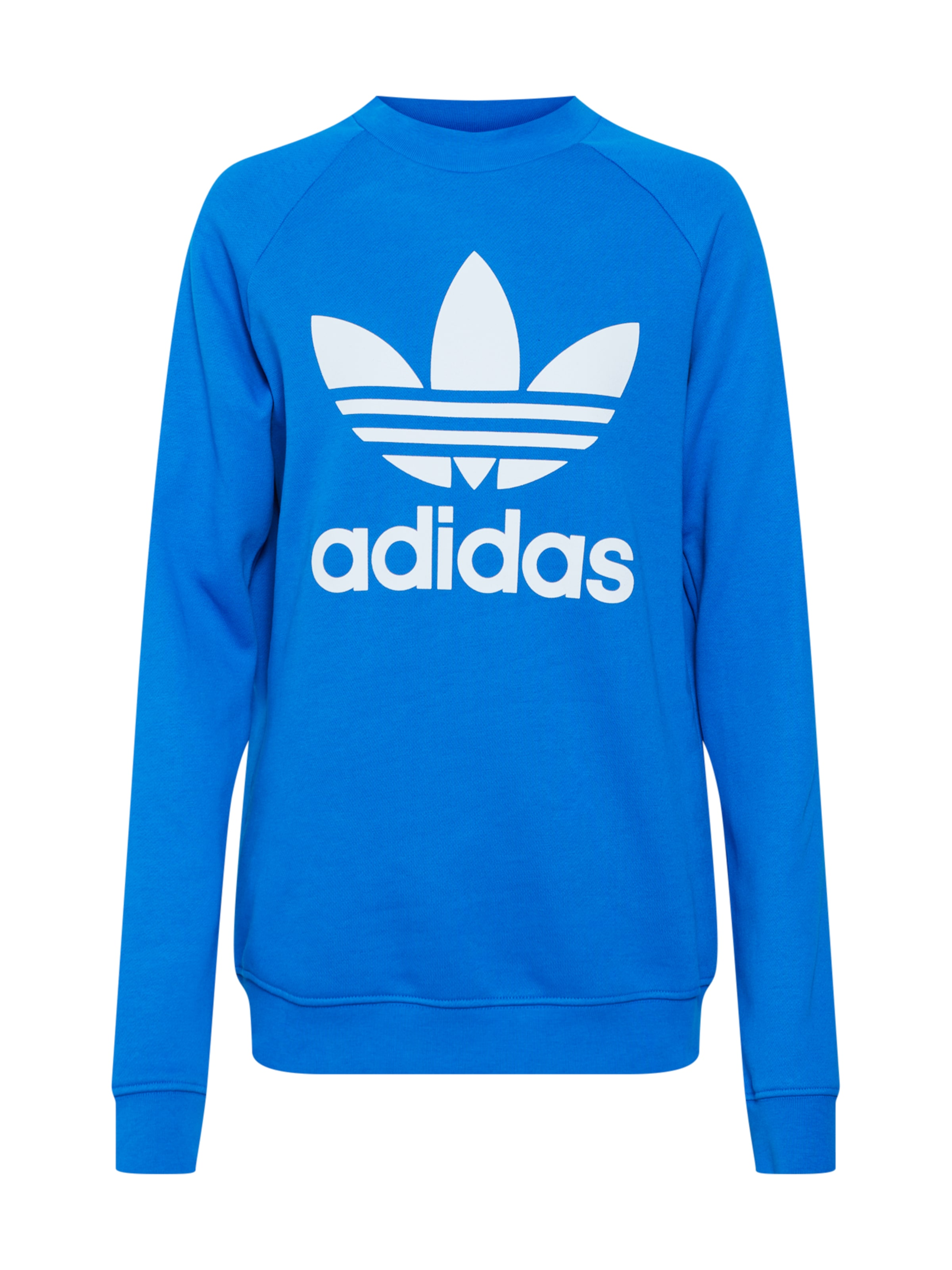 Adidas Sweatshirt Originals RoyalblauWeiß Sweatshirt In In Originals Adidas N8v0mOnw