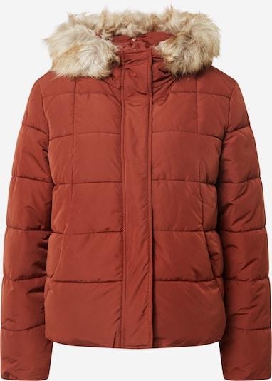 JACQUELINE de YONG Zimná bunda 'Sunset' - gaštanová, Produkt
