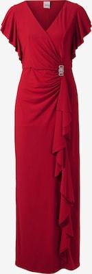 Robe de soirée - heine en rouge
