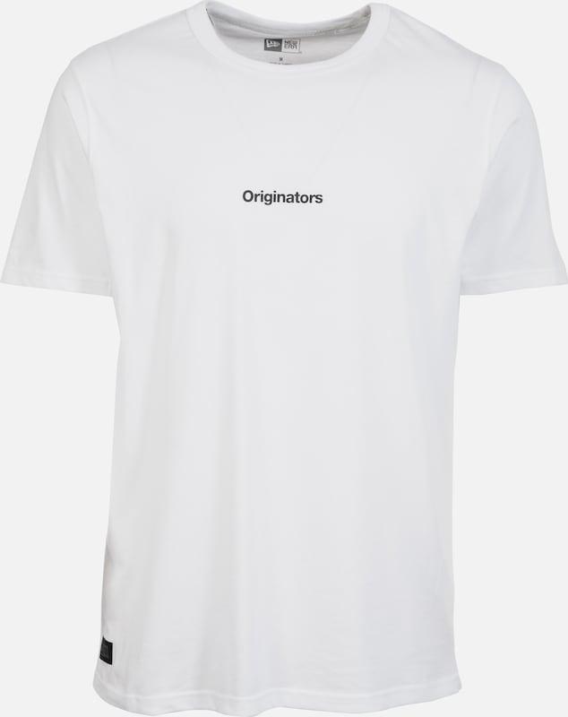 NEW ERA Originators Mini Script T-Shirt Herren