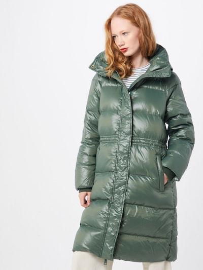 GAP Manteau d'hiver en olive, Vue avec modèle