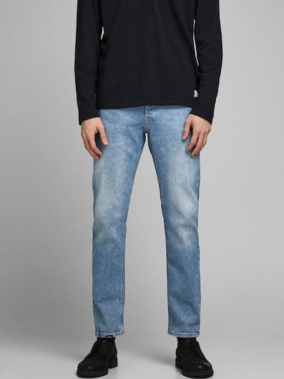 JACK & JONES Jeans 'Mike Original AM 139' in blue denim, Modelansicht
