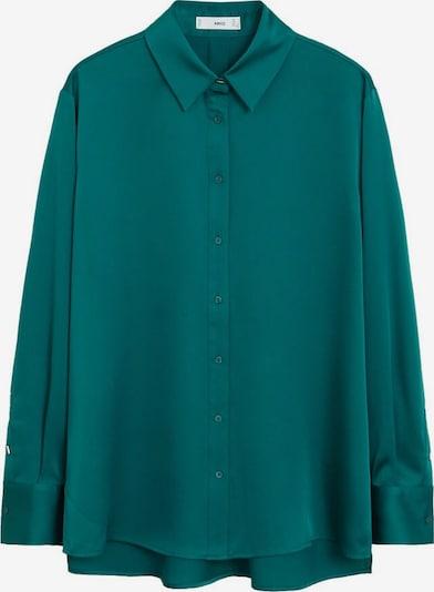 MANGO Hemd in grün, Produktansicht