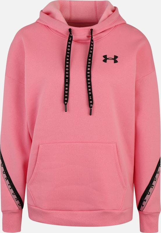 UNDER ARMOUR Sportief sweatshirt in de kleur Pink, Productweergave