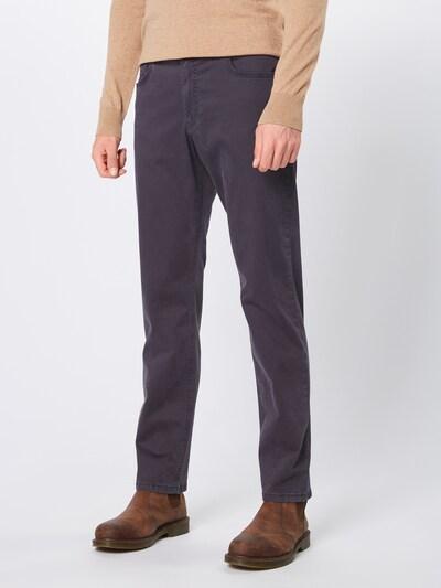 BRAX Jeans 'cooper fancy' in dunkelgrau, Modelansicht