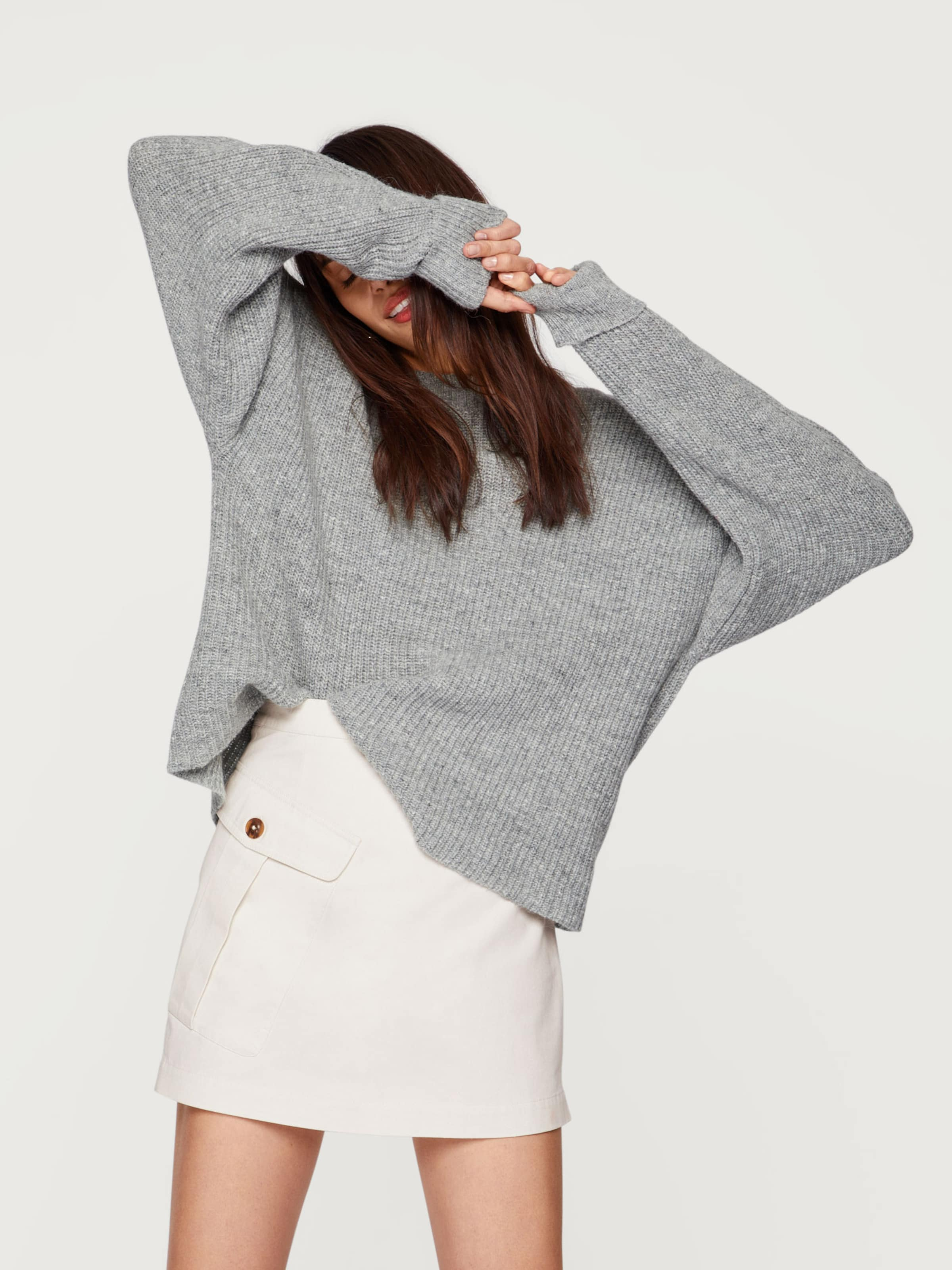 Gris Pull over Edited 'isabella' En Chiné UMLqzVpGS